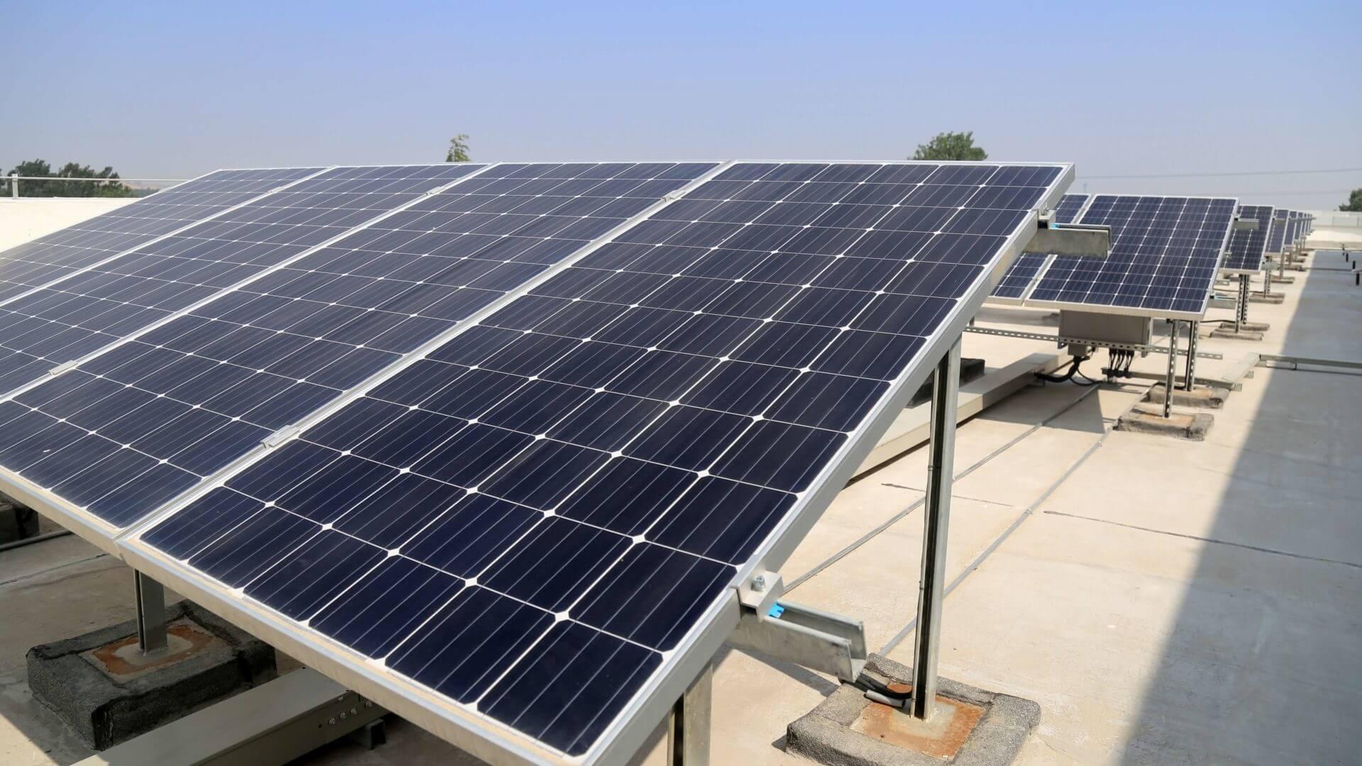 Paneles Solares México