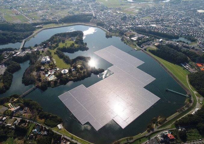 mundial en energía solar