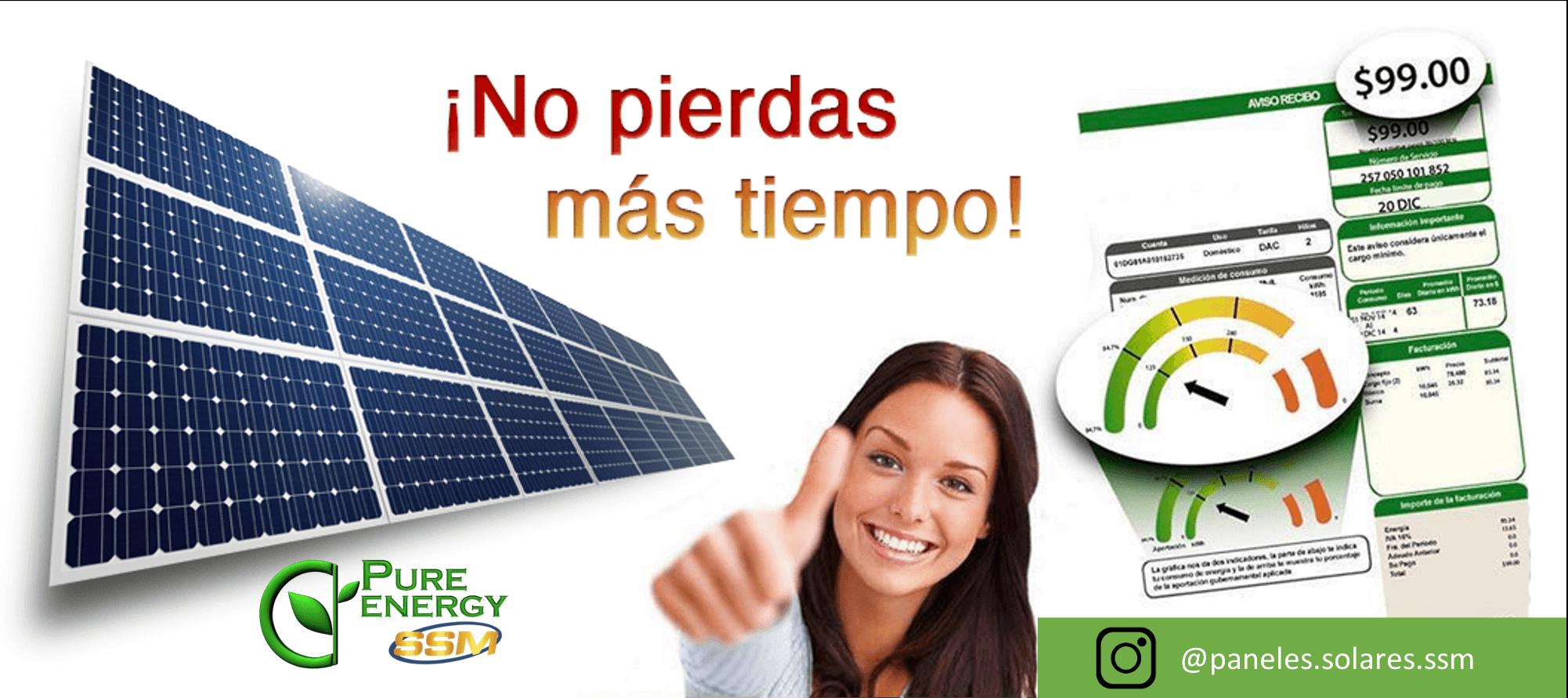 Paneles solares energy